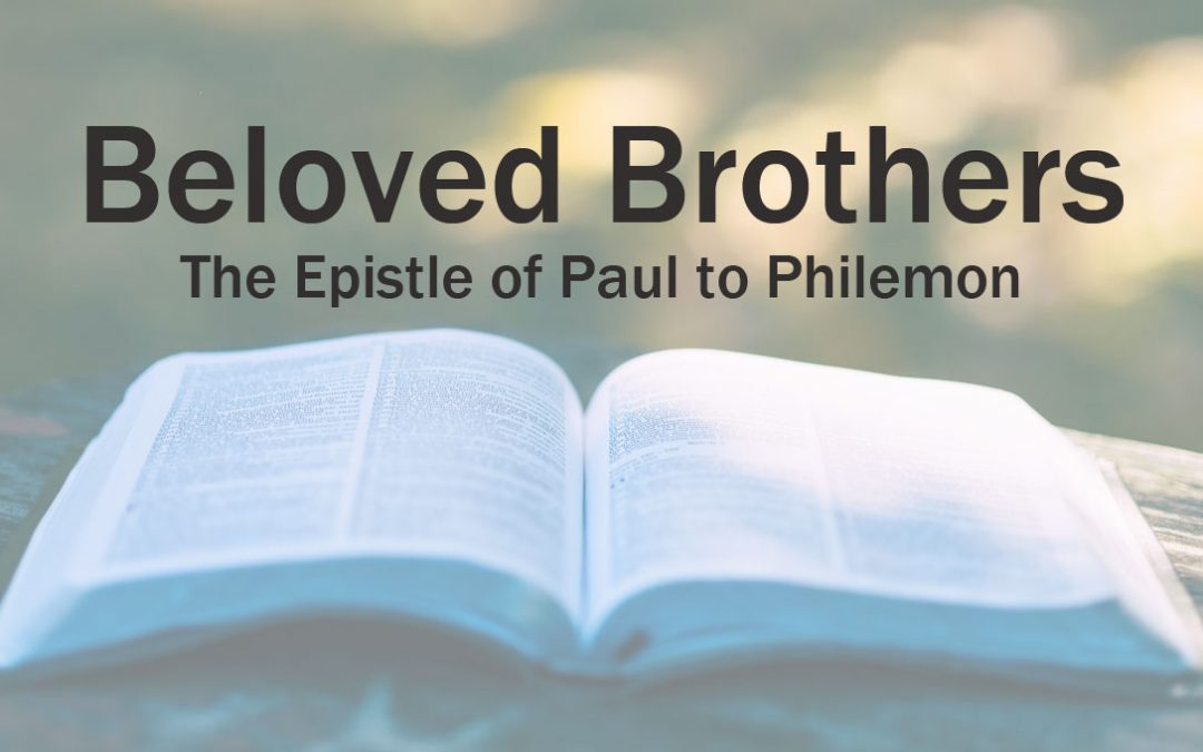 Beloved Brothers – Part 3
