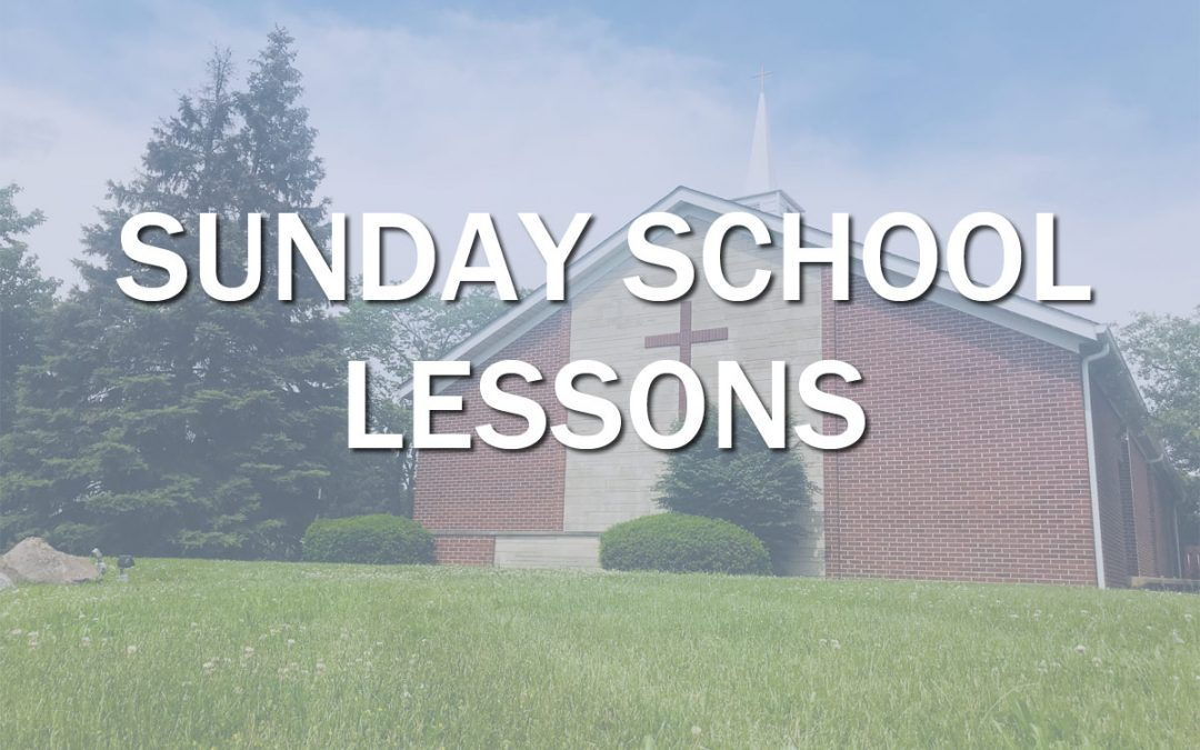 """2-14-21 Combined Sunday School – """"What We Do"""" (Acts 2)"""